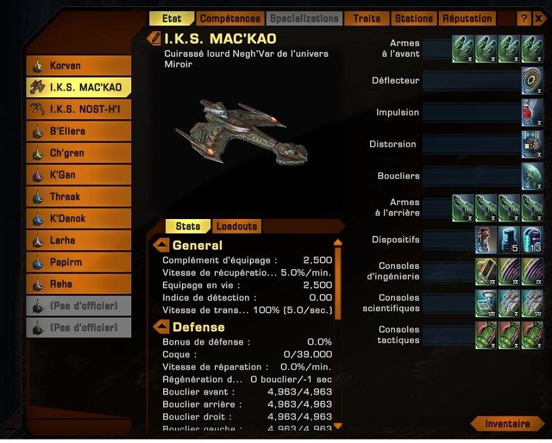 Heavy -   demande Mirror Universe Negh'Var Heavy Battle Cruiser + kit Miror_10