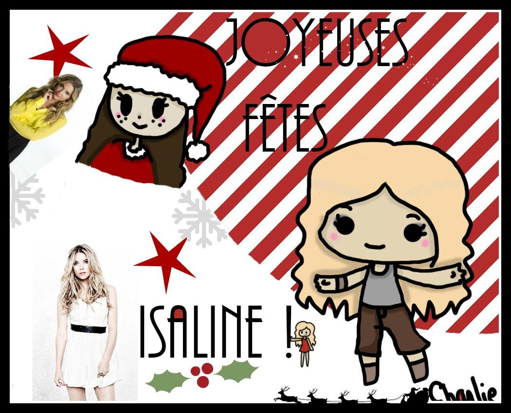 Galerie cadeaux pour le Nouvel An !  Isalin12