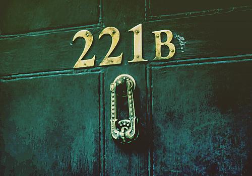 221B, the British Detectives Challenge Britt510