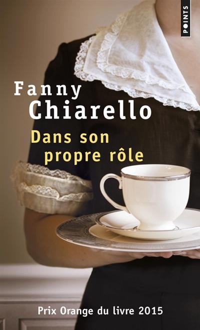 Dans son propre rôle de Fanny Chiarello  Fanny10