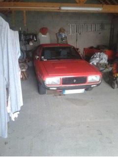une r 15 gtl 77 rouge sortie de garage 21 ans après 14522610