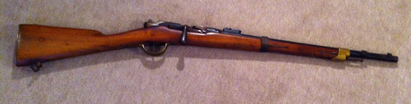 Manufacture d'arme de Tulle Modèle 1874 / M80 Carabi11