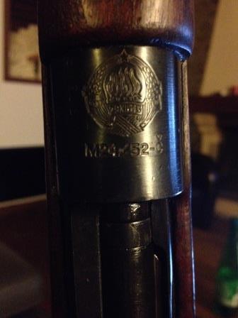 MAUSER 98 M24/52C Marqua21