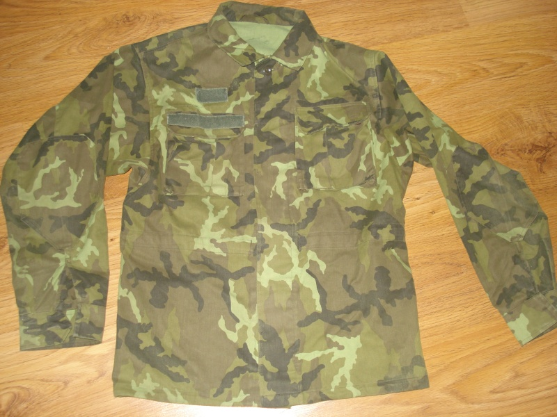 Slovak para uniform vz. 85PV Dsc08015