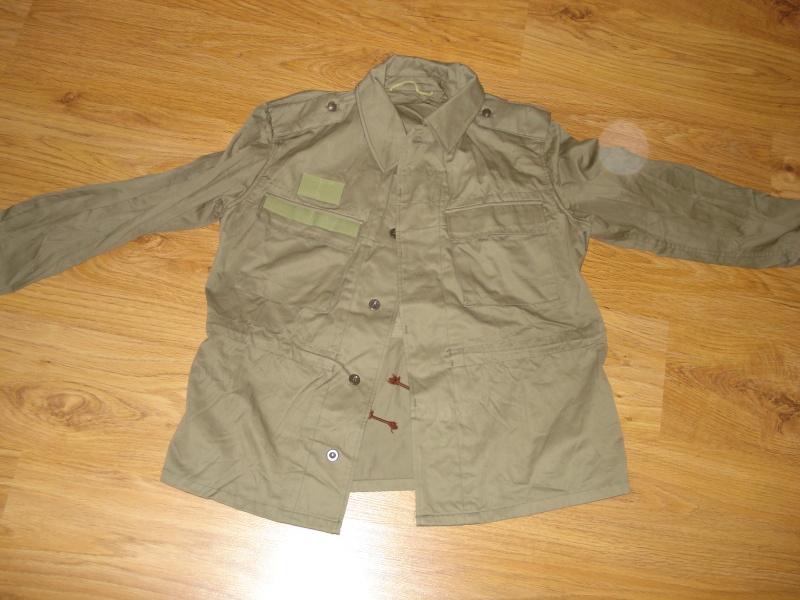 Vz. 85 summer uniform - called also Tropiko or Kuvajt Dsc08114