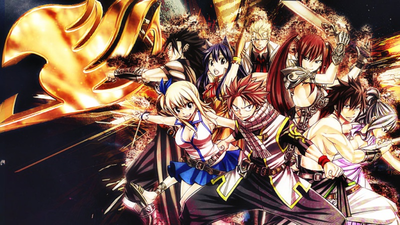 Forever Fairy Tail