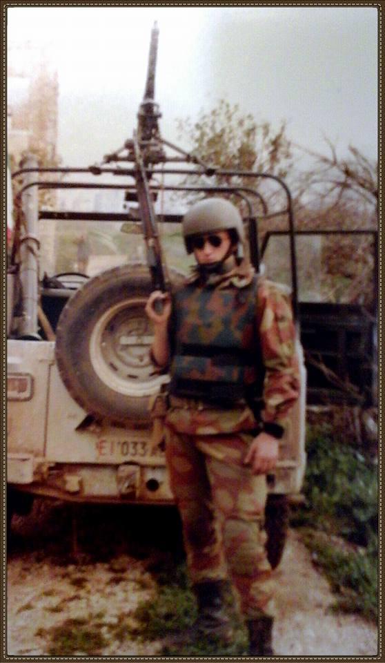 Italian Flak Vests / Body Armor Vest10