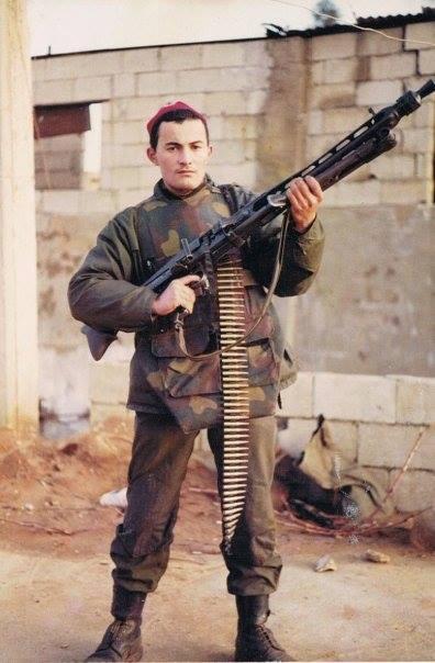 Italian Flak Vests / Body Armor Vest210