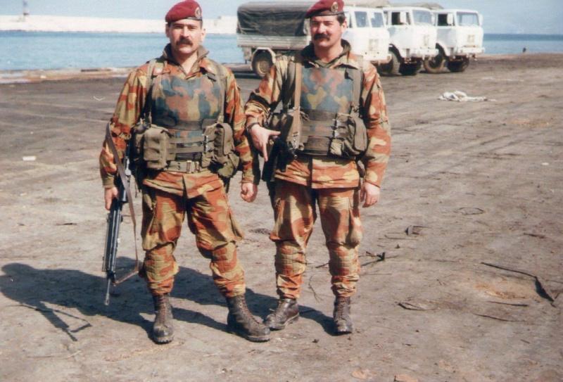 Italian Flak Vests / Body Armor Vest310