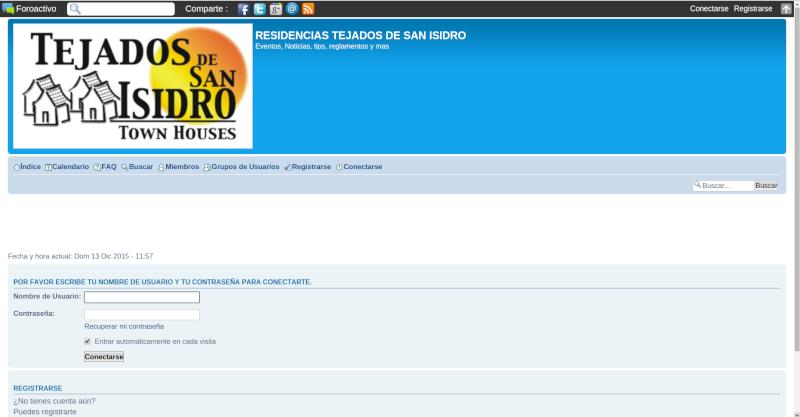 INSTRUCCIONES PARA LEER TODOS LOS TEMAS DE TEJADOS.ACTIVO.IN Entrar10