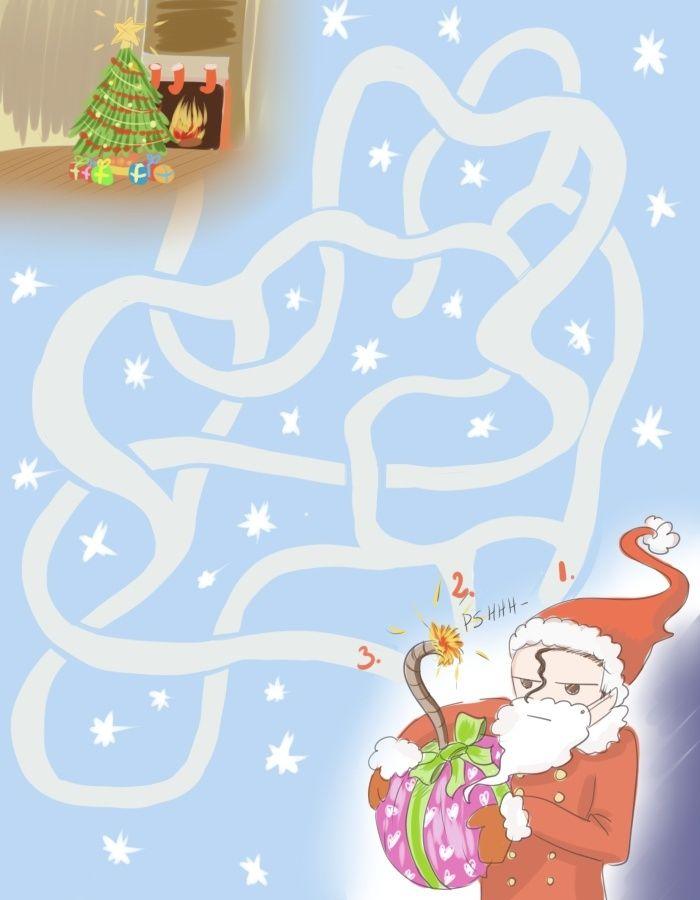 La gazette de l'avent (Event Noël) N°2 Labyby10