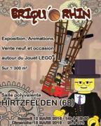 [Expo] Briqu'o'Rhin à Hirtzfelden (68) du 12 au 13 mars 2016 (par Fanabriques) B5578310