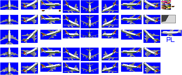 [WIP] B747-100 B_747-11