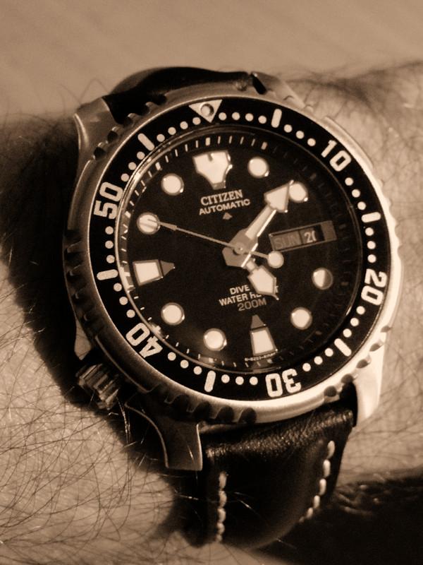 La montre du dernier jour de l'année... Dsc01711