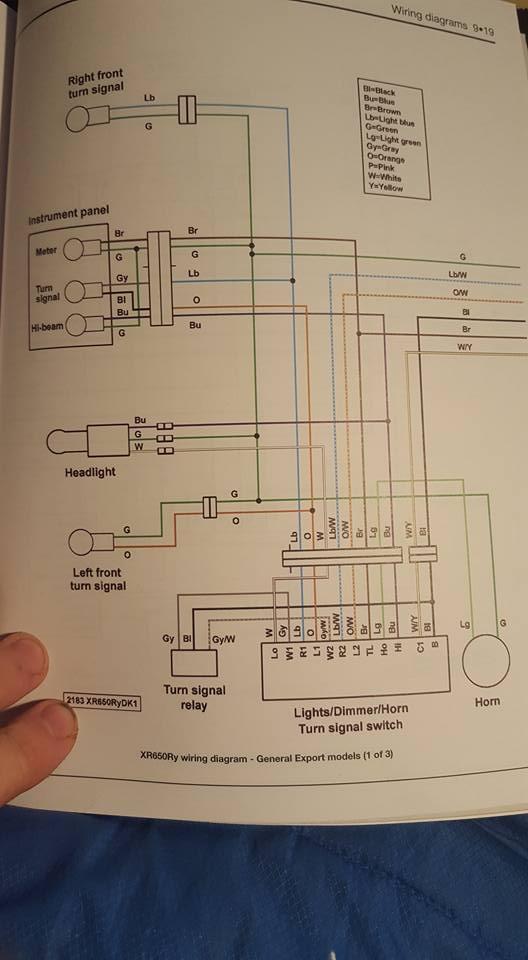 xr650r headlight live wire? Colour10
