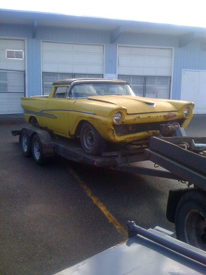 Ford 1957 & 1958 custom & mild custom  - Page 6 10107910