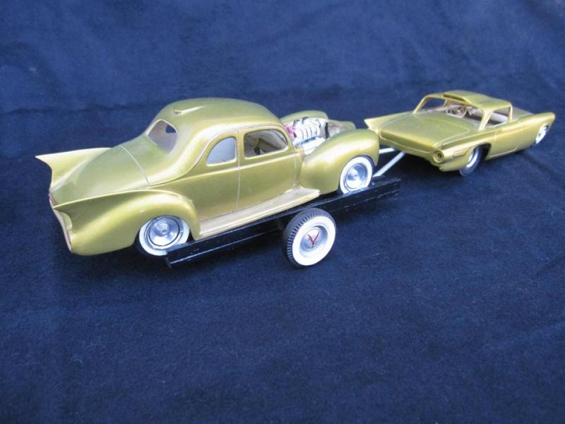 Vintage built automobile model kit survivor - Hot rod et Custom car maquettes montées anciennes - Page 4 10151110