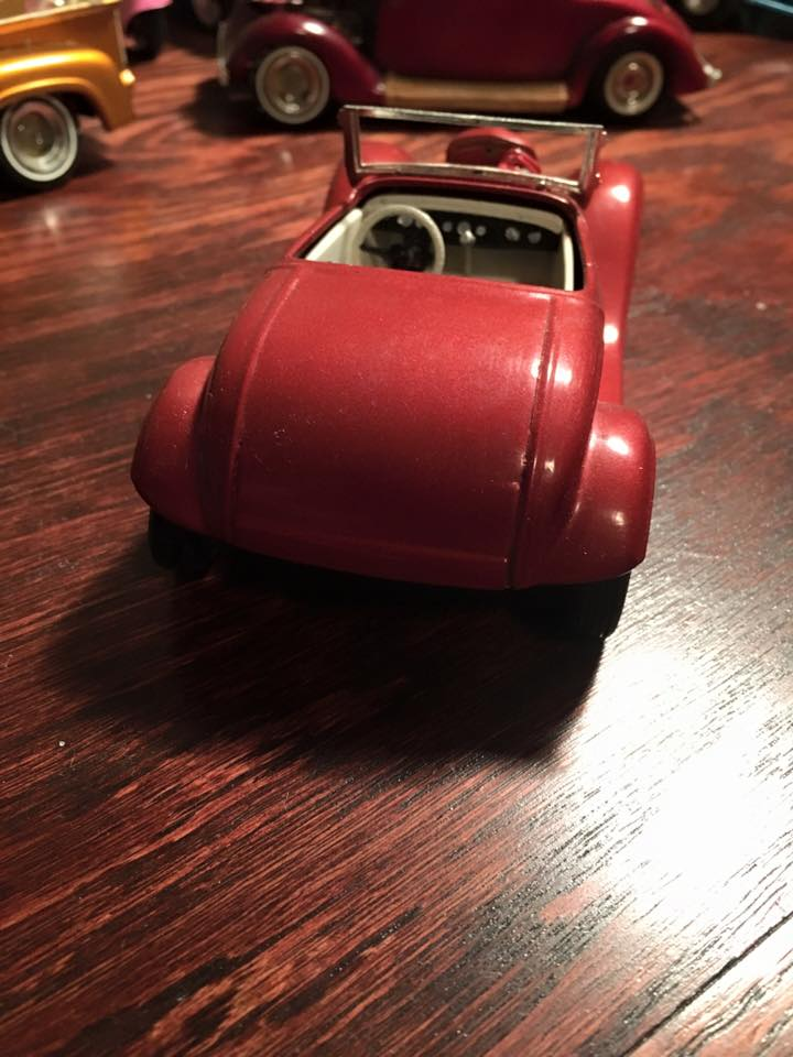 Vintage built automobile model kit survivor - Hot rod et Custom car maquettes montées anciennes - Page 4 10154111