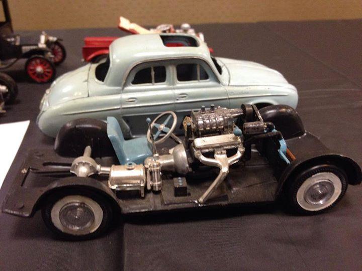 Vintage built automobile model kit survivor - Hot rod et Custom car maquettes montées anciennes - Page 4 10277410