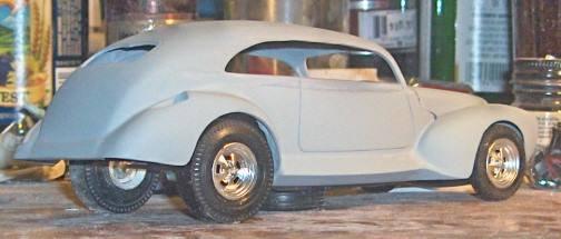 Vintage built automobile model kit survivor - Hot rod et Custom car maquettes montées anciennes - Page 4 10425510