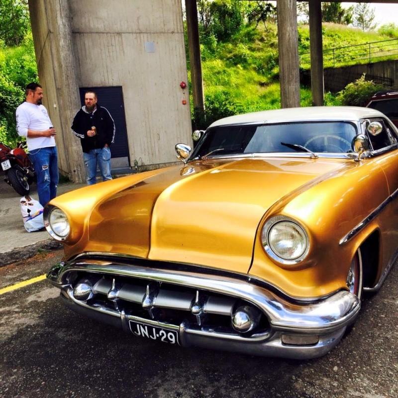 Lincoln  1952 - 1955 custom & mild custom 10551010