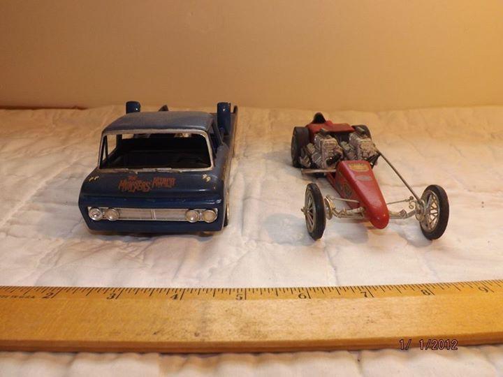 Vintage built automobile model kit survivor - Hot rod et Custom car maquettes montées anciennes - Page 4 10926410
