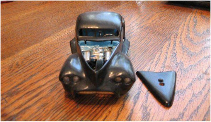 Vintage built automobile model kit survivor - Hot rod et Custom car maquettes montées anciennes - Page 3 10934010