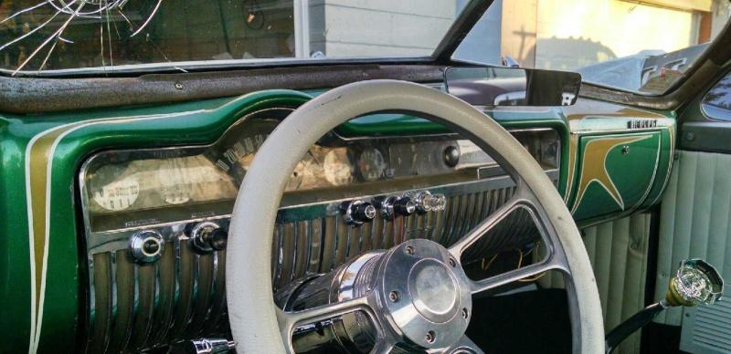 1950 Mercury pick up 1113