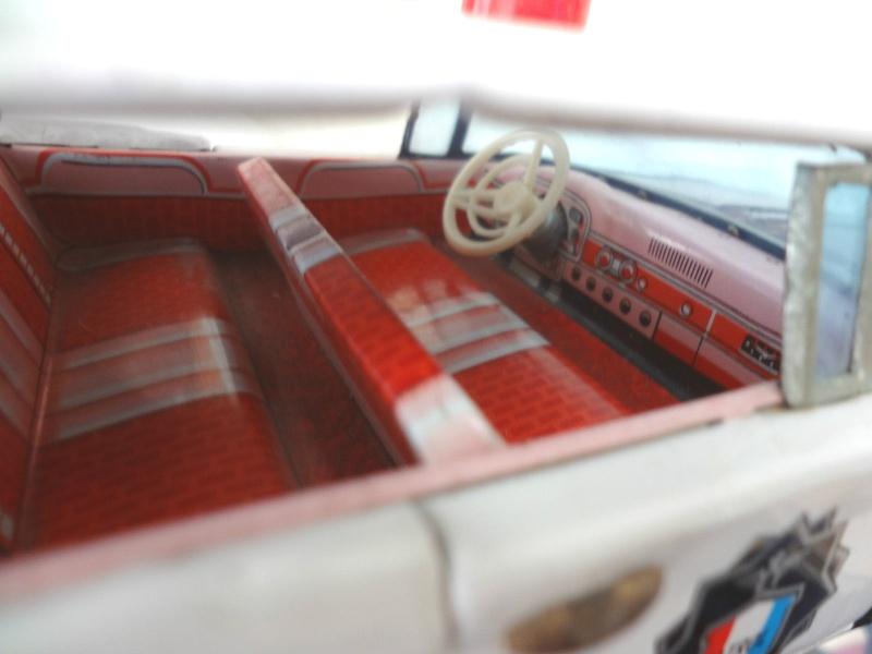 us car -  tôle - Tin Toys -  1950's & 1960's - Page 4 1121