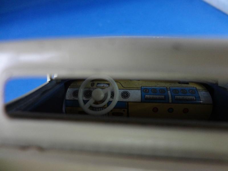 us car -  tôle - Tin Toys -  1950's & 1960's - Page 4 1124