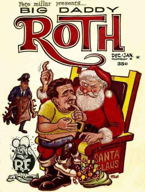 "Ed ""Big Daddy"" Roth  11261410"