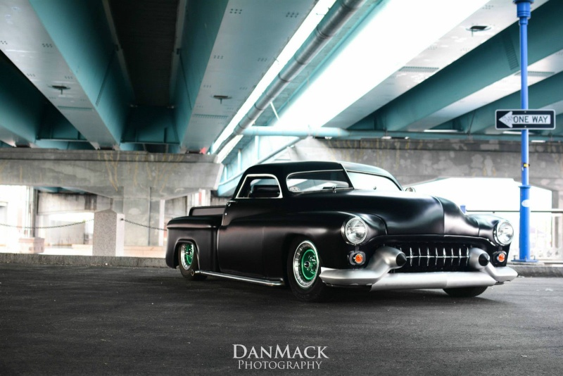 1950 Mercury pick up 114