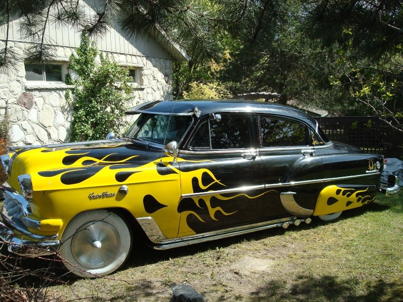 Pontiac 1949 - 54 custom & mild custom - Page 3 118