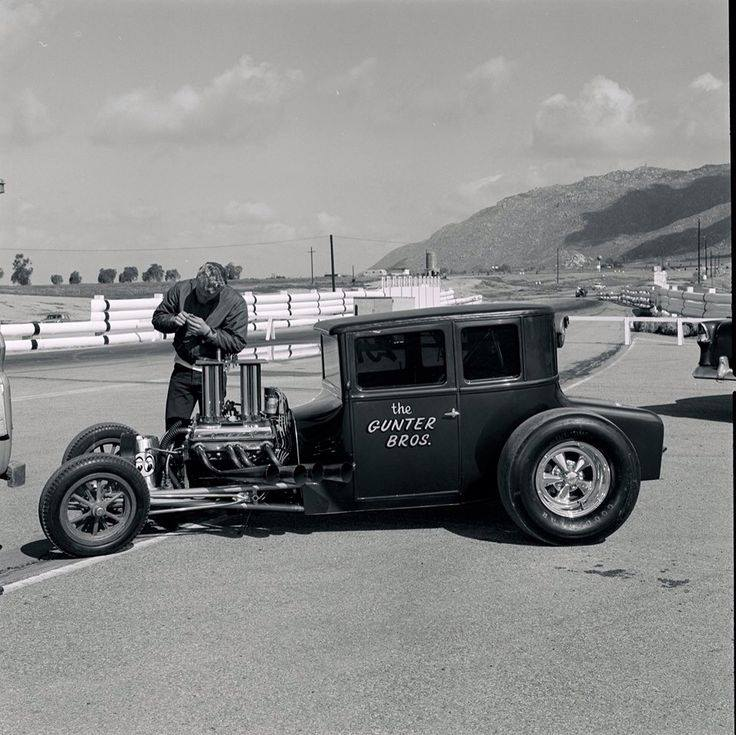 1950's & 1960's hot rod & dragster race - Page 4 12003810