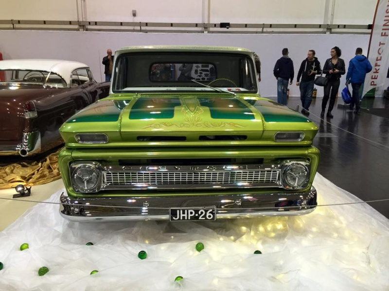 Ford Pick up 1958 - 1966 custom & mild custom - Page 2 12075010