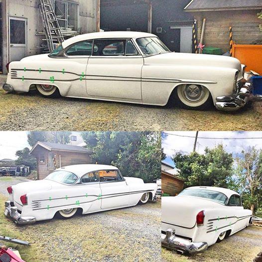 Oldsmobile 1948 - 1954 custom & mild custom - Page 6 12107210