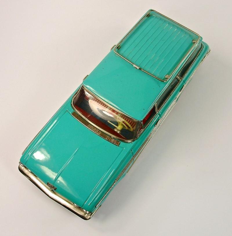 us car -  tôle - Tin Toys -  1950's & 1960's - Page 3 1216