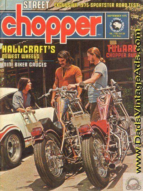 Photo Vintage -vintage pics - Chopper & Bobber - Page 3 12227014