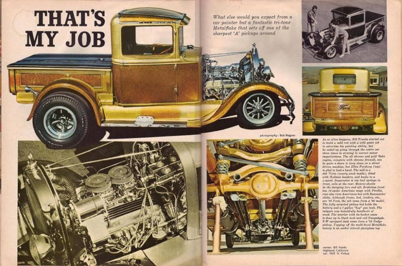 1928 - 29 Ford  hot rod - Page 9 12227017