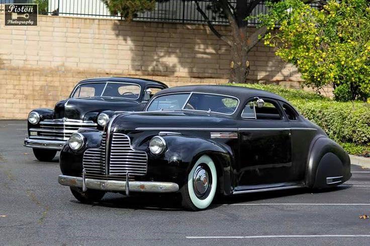 Buick 1938 - 42 custom & mild custom 12227710