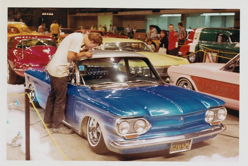 Howard Gribble - photographer and a lowrider and custom car historian from Torrance, California - Page 2 12243014