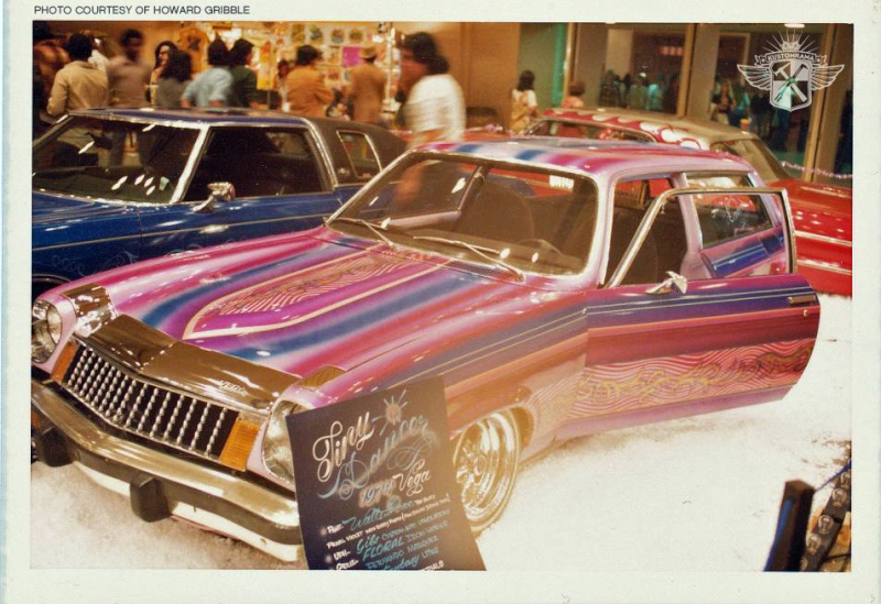 Howard Gribble - photographer and a lowrider and custom car historian from Torrance, California - Page 2 12243113