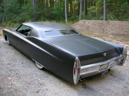 Cadillac 1961 - 1968 Custom & mild custom - Page 4 12243512