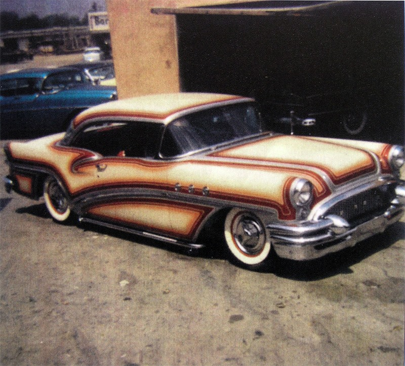 custom cars in the street ( 1950's & 1960's) - Page 4 12246612