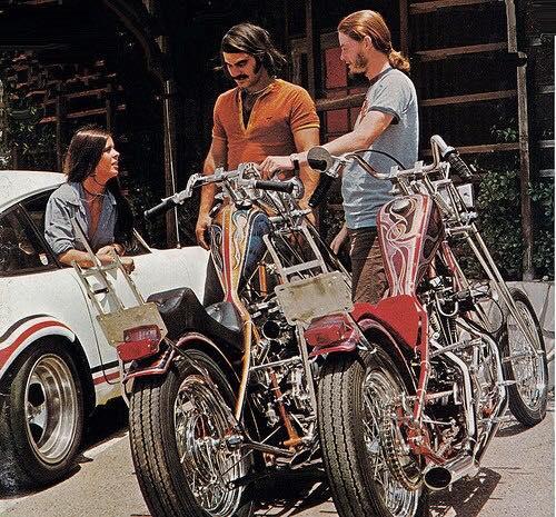 Photo Vintage -vintage pics - Chopper & Bobber - Page 3 12246613