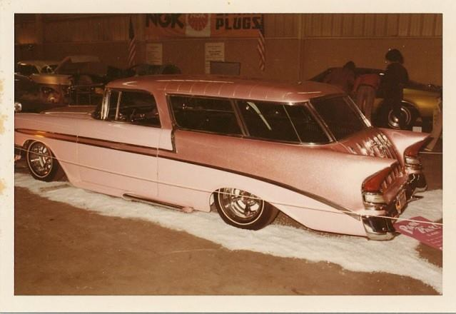 Howard Gribble - photographer and a lowrider and custom car historian from Torrance, California - Page 2 12247012