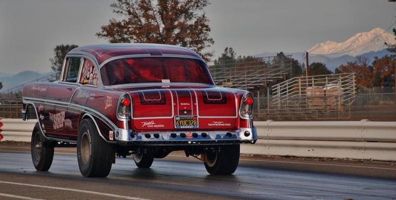 1956 Chevy Gasser 12274212
