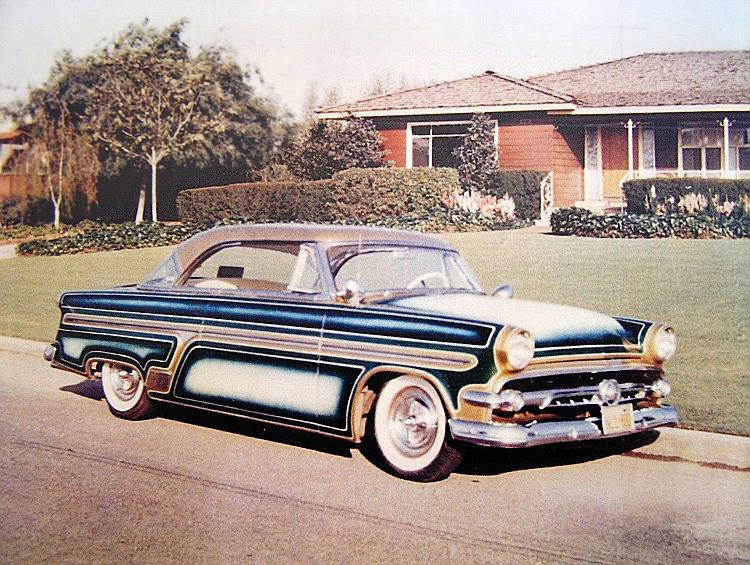 custom cars in the street ( 1950's & 1960's) - Page 4 12274310
