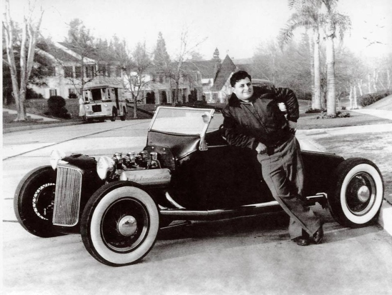 "Hot rod in street - Vintage pics - ""Photos rétros"" -  - Page 5 12278711"