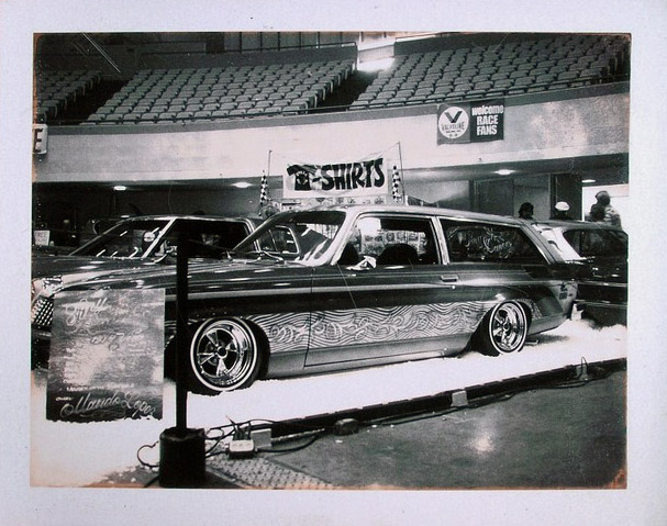 Howard Gribble - photographer and a lowrider and custom car historian from Torrance, California - Page 2 12279210